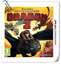 3DS HOW TO TRAIN YOUR DRAGON 2 Nintendo Little Orbit Action Adventure Games