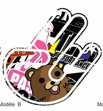 JDM main bombing Drift japan Style Honda, Nissan Vinyl Decal Sticker