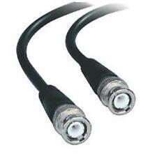 Cable Coaxial RG58 BNC 50 Ohm Macho Conectores para CB RF 5m 5 metros