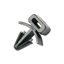 Cable Tie Push Mounts, Black, 5/16 Inch x 9/16 Inch - 100 Per Pack