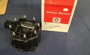 New NOS Delco D338 V8 Distributor Cap 1988 Chevrolet Corvette 5.7 1977046
