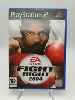 PS2 - EA Fight Night 2004 Boxing (Sony PlayStation2)
