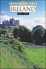 Book A Brief History of Ireland by Paul F. State 2009 Paperback