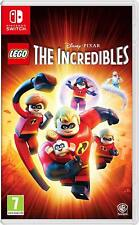 Lego The Incredibles Video Game for Nintendo Switch