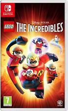 Nintendo Switch Spiel  LEGO Die Unglaublichen (The Incredibles) DHL Paket NEU