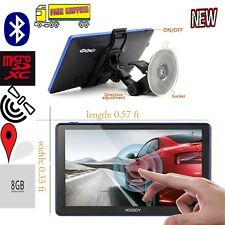 TRUCKER GPS SEMI TRUCK DUMP BEST COMMERCIAL DRIVER ACCESSORIES NAVIGATION SYSTEM