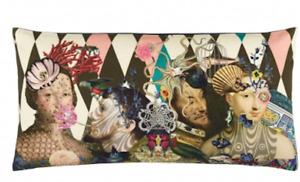 Designer Guild Christian Lacroix THE CURIEUX ARGILE 60x30cm Bolster cover