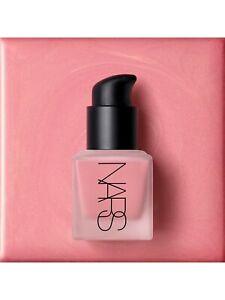 Nars Orgasm Liquid Pink Blush Cosmetics BNIB Genuine New Unusedd