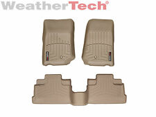 WeatherTech DigitalFit FloorLiner for Jeep Wrangler Unlimited - 2007-2013 - Tan