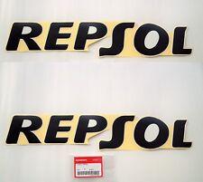 Repsol Honda cbr carenado Pegatina Genuino calcomanías calcomanías de gran tamaño 50cm X 10cm
