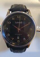 OROLOGIO LOWELL PL5330-0222 SOLOTEMPO CON DATARIO
