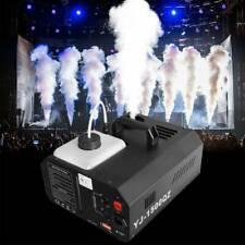 Vertikale Nebel Nebelmaschine 1500W Upspray Fogger Stage Mit Wireless Remote