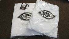 Dickies Chef Jacket Qty 2 Sz 3Xl New In Package
