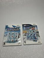 Nintendo Wii Winter Sports 1 & 2 - Ultimate & Next Challenge