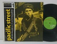 The Pale Fountains – Pacific Street LP 1984 Japan Virgin VIL-6103 w/ obi