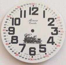 Eta 955 movement 38.1 mm Eaglestar-Arnex Railroad pocket watch dial for