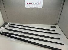 Toyota 4Runner 03-09 Door Belt Moulding Kit Set 5pc. Weatherstrip Genuine OEM OE