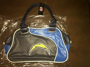 NFL San Diego Chargers Faux Leather Purse National Football League Philip Rivers