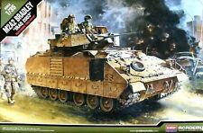 "Academy 1:35 M2A2 Bradley ""Iraq 2003"" IFV Vehicle Model Kit"