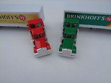 Ein Spielzeug Truck LKW Lastwagen Transporter Spediteur Truck ModelAuto Neu!!!