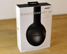 Bose Quietcomfort 35 Noise Cancelling Wireless Headphones Black Quiet Comfort