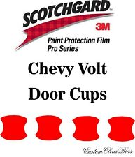3M Scotchgard Paint Protection Film Pro Series 2016 2017 2018 2019 Chevy Volt