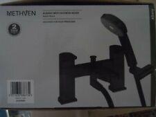 Methven Albany Bath Shower Mixer Black RRP £175 BNIB