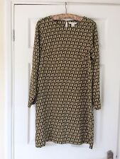 H&M ladies tunic dress/top VGC size 10
