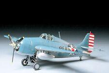 Tamiya America [TAM] 1:48 Grumman F4F4 Wildcat Plastic Model Kit TAM61034