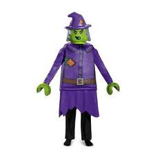 Child's Lego Witch Fancy Dress Costume 4-6 yrs Brand New Halloween **HALF RRP**