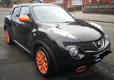 Nissan Juke 1.6 16v Acenta (Premium Pack) 2013 Petrol Black and Orange