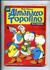 Walt Disney # ALMANACCO TOPOLINO # N.12 Dicembre 1968 # Mondadori