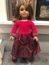American Girl Doll Just Like Me, Short Brown Hair, Brown Eyes, Medium Skin.