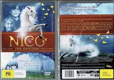 Nico the Unicorn * NEW DVD * Elisha Cuthbert Anne Archer Kevin Zegers horse