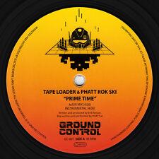 Electro-rap: tape Loader & phatt rok ski (Ground Control 001) electrofunk 80s