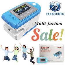 HOT STEP Bluetooth LED fingertip pulse oximeter Spo2 Monitor pedometer CMS50D-BT