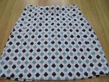 Boden Vintage Botón Falda de tamaño 12 BNWOT larga WG618