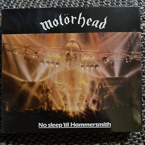 Motörhead - No Sleep til Hammersmith - Doppel-CD - Digipak - Neuwertig