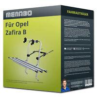 Menabo Fahrradträger Logic 3 für Opel Zafira B Typ A05 - 3 Fahrräder  NEU PKW