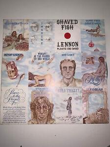 John Lennon - Shaved Fish 1976 LP Vinyl