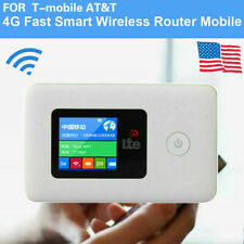 4G LTE FDD Bands 150Mbps WIFI Portable Router Mobile Hotspot for T-mobile AT&T