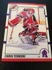 Chris Terreri    Devils 1990-1991 Score #239