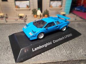 CM's Lamborghini Countach LP500S 1/64