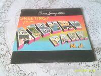 BRUCE SPRINGSTEEN. GREETINGS FROM ASBURY PARK. GATEFOLD. COLUMBIA. 1973.