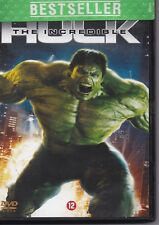 The Incredible Hulk-Movie DVD