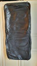 Großer Leder-Kleidersack/Reise-Kleider-Sack - 130/65x60x15 cm