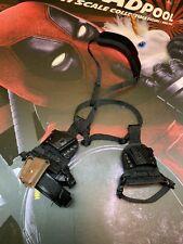 Hot toys MMS490 Xmen Marvel Deadpool 2 1/6 Belt and shoulder straps