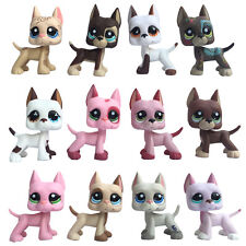 Littlest Pet Shop GREAT DANE chien LPS Rare puppy Kids collection cute toy gift