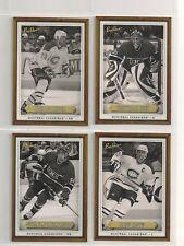 2006-07 Beehive WOOD Montreal Canadiens Complete (4)