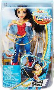 Licensed DC Comics SUPER HERO GIRLS WONDER WOMAN Posable Action Figure Doll
